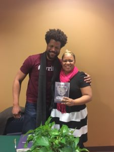 Authors Kenn Bivins and Krystal Grant