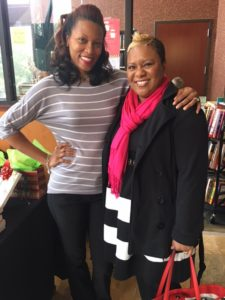 Authors Tia McCollors and Krystal Grant