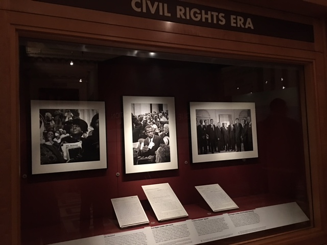 MLK's I Have A Dream Speech housed at the Library of Congress